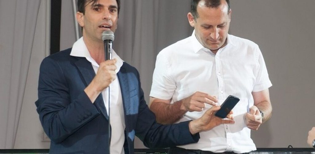 ראש עיר גבעתיים רן קוניק